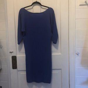 DVF | Button Down-Back Dress-Size 8